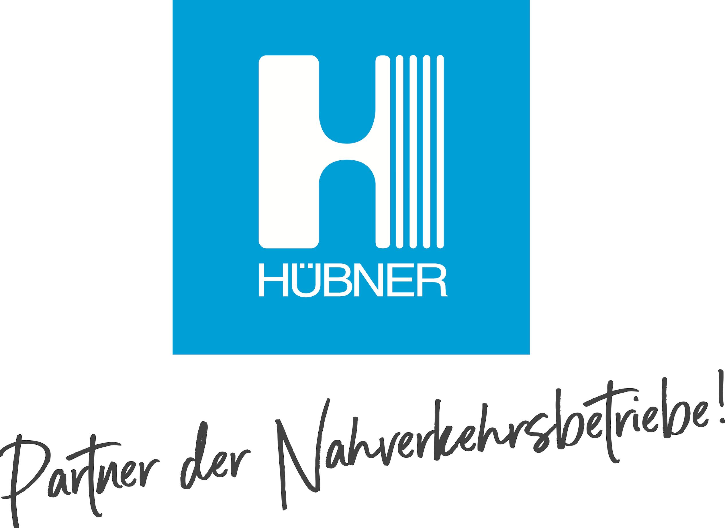 """Logo """"Hübner GmbH"""""""