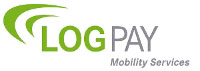 "Logo ""LogPay Mobility Services GmbH"""