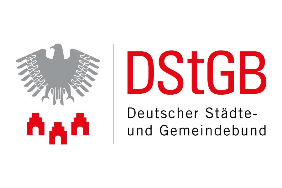"""Logo """"Deutscher Städte- und Gemeindebund"""""""