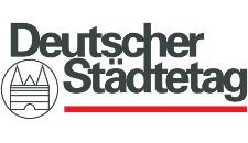"""Logo """"Deutscher Städtetag"""""""