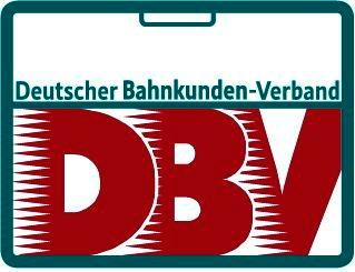 Logo Deutscher Bahnkunden-Verband e.V.