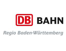 """Logo """"DB Regio AG Baden-Württemberg"""""""