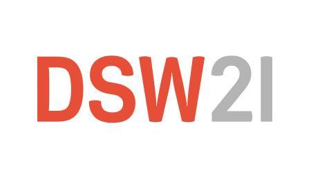"""Logo """"DSW21 Dortmunder Stadtwerke AG"""""""