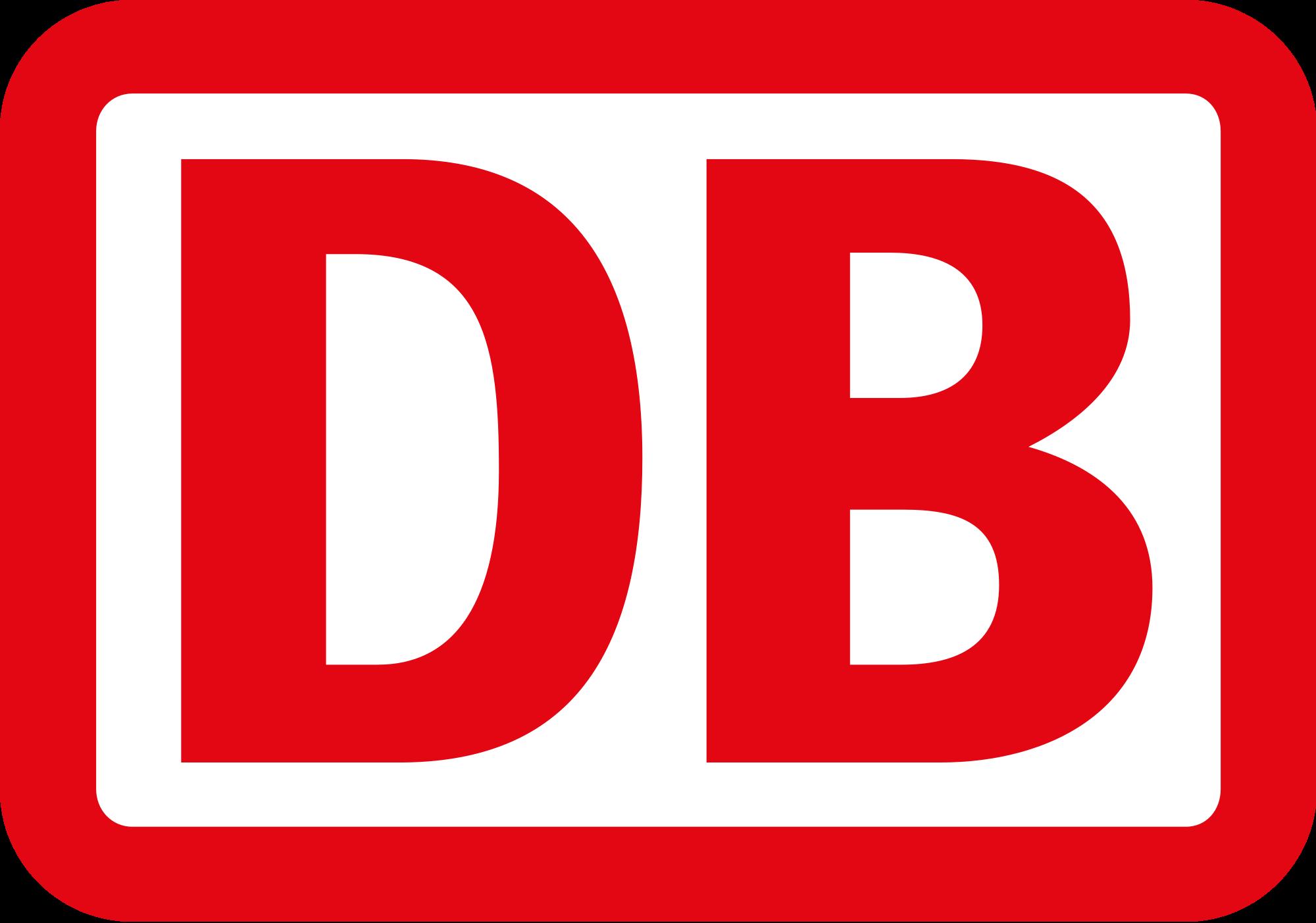 """Logo """"Deutsche Bahn AG"""""""