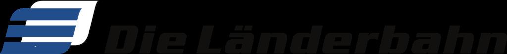 """Logo """"Die Länderbahn GmbH DLB"""""""