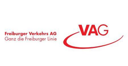 """Logo """"Freiburger Verkehrs AG"""""""