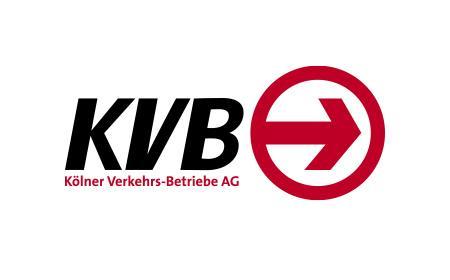 """Logo """"Kölner Verkehrs-Betriebe AG"""""""