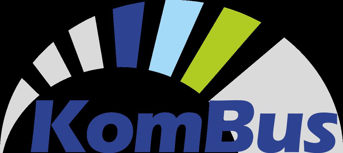 "Logo ""KomBus Verkehr GmbH"""