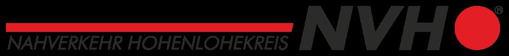 """Logo """"Nahverkehr Hohenlohekreis"""""""