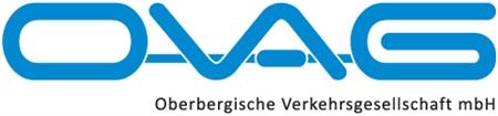 "Logo ""OVAG Oberbergische Verkehrsgesellschaft mbH"""