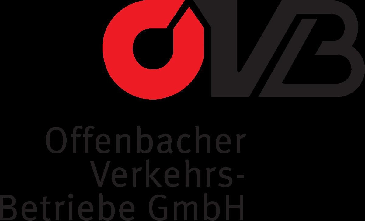"""Logo """"Offenbacher Verkehrs-Betriebe"""""""