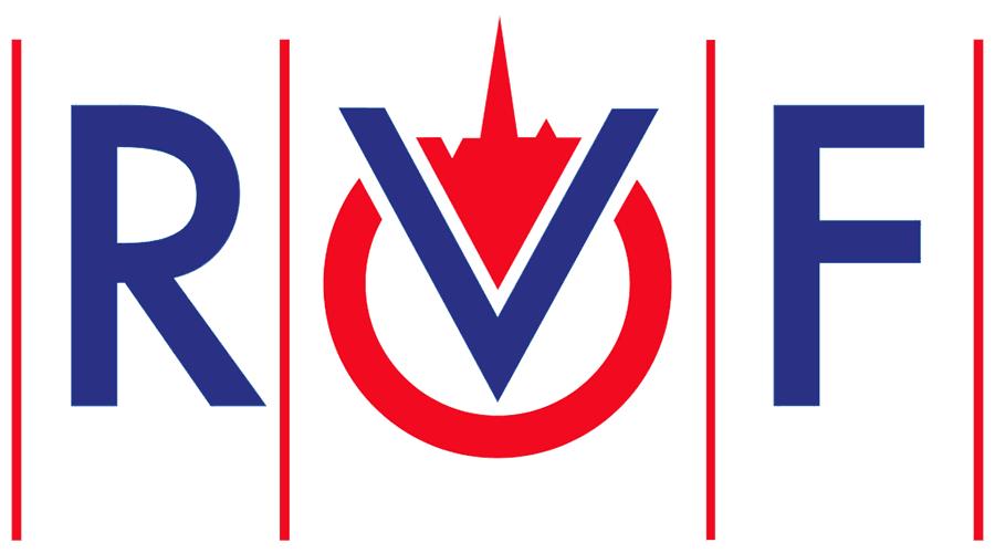 """Logo """"RVF Regio-Verkehrsverbund Freiburg GmbH"""""""