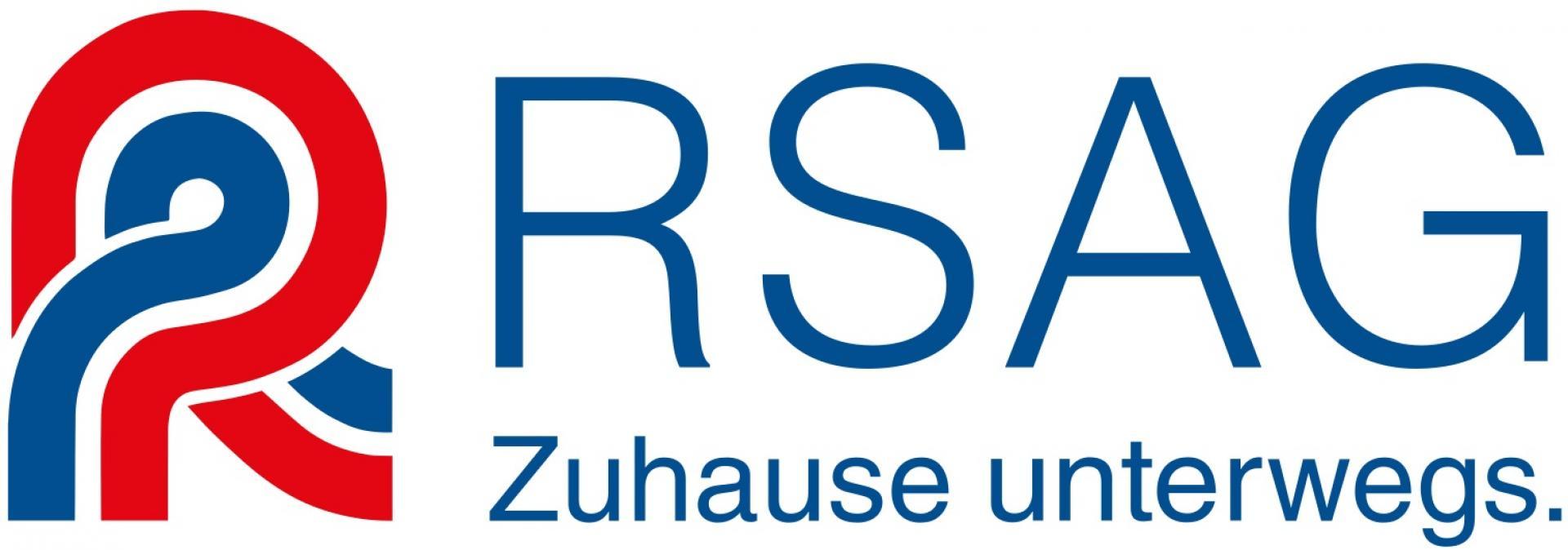 """Logo """"Rostocker Straßenbahn AG"""""""