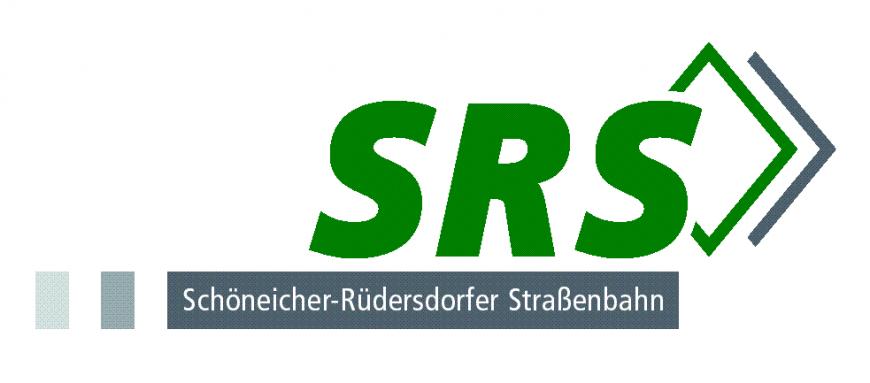 Logo Schöneicher-Rüdersdorfer Straßenbahn GmbH