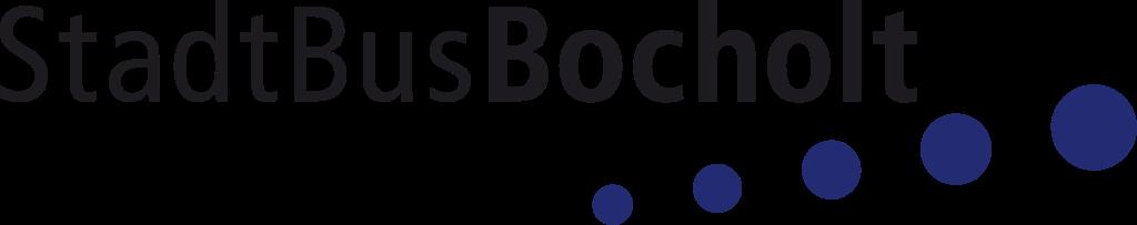 "Logo ""StadtBus Bocholt GmbH"""