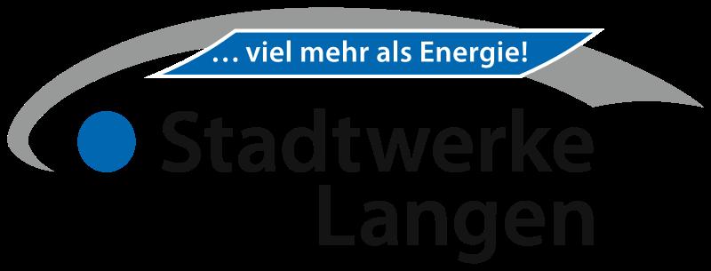 """Logo """"Stadtwerke Langen"""""""