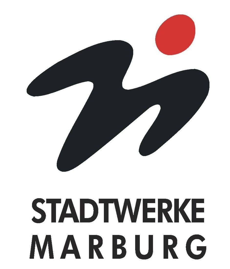 """Logo """"Stadtwerke Marburg"""""""