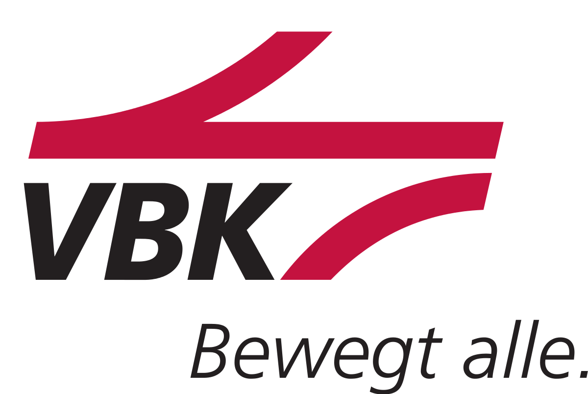 """Logo """"Verkehrsbetriebe Karlsruhe GmbH"""""""