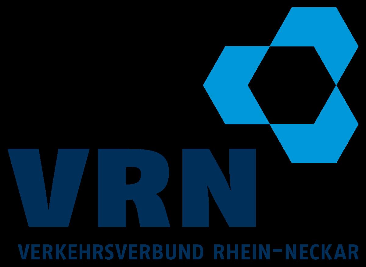 """Logo """"Verkehrsverbund Rhein-Neckar"""""""