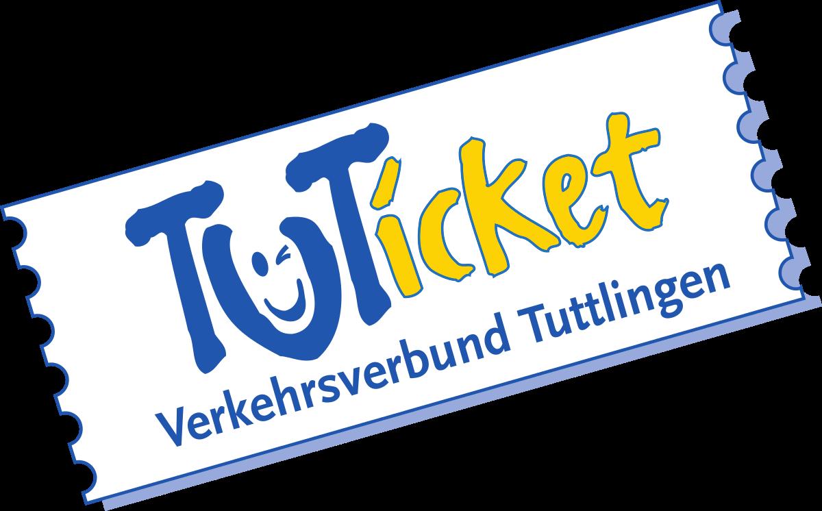 "Logo ""Verkehrsverbund TUTicket"""