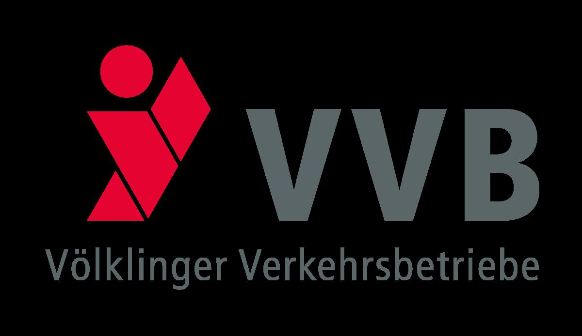 """Logo """"Völklinger Verkehrsbetriebe GmbH"""""""