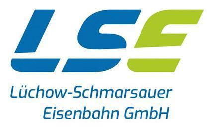 Logo Lüchow-Schmarsauer Eisenbahn GmbH