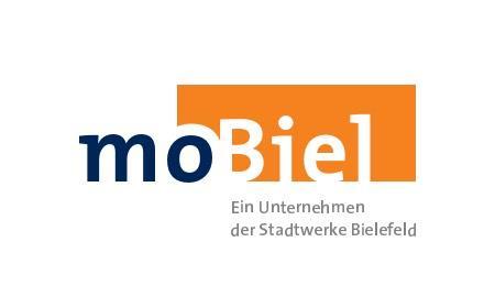"""Logo """"moBiel GmbH"""""""